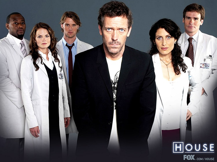 doctor house, house md